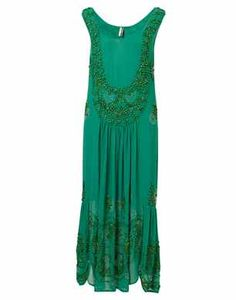 gorgeous flapper dress by topshop