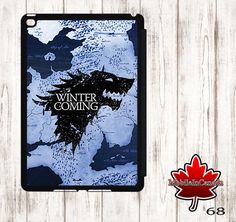 iPad cover Case stand smart leather flip ipad 2 3 4 air 1 2 3 mini 1 2 3 4 Game Of Throne got by MobileInCanada on Etsy Ipad Mini 3, Ipad 4, Winter Is Coming, Plastic Case, Apple Ipad, Finding Yourself, Game, Cover, Prints