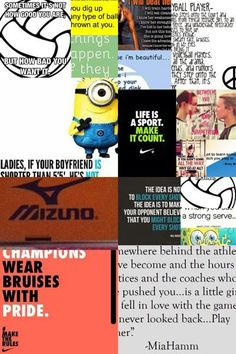 Volleyball quotes!!!