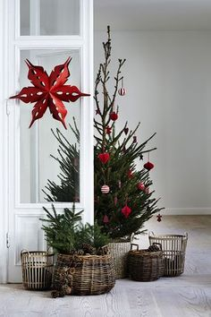 21 Small Scandinavian Christmas Designs to Redefine Your Hol.- 21 Small Scandinavian Christmas Designs to Redefine Your Holiday