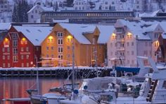 Tromso/Norway... So wishing to be there again this October...