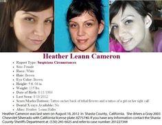 Heather Leann Cameron.