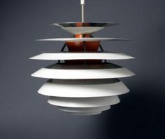 Poul Henningsen, Hanging Light, 1962
