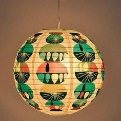 astra paper lantern by incognito | notonthehighstreet.com