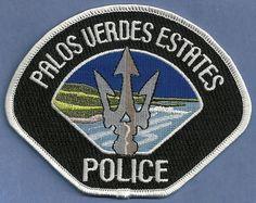 Palos Verdes Estates PD Calif new