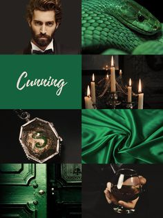 Salazar Slytherin (requested by @abitofahipster)