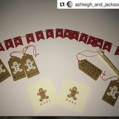 #Repost @ashleigh_and_jackson   competition time  The fabulous @merimakes is giving our followers a christmas giveaway  We have here Christmas Bunting reindeer food christmas cards christmas gift & christmas gift tags  To be in a chance of winning all you have to do is answer the below question like & follow @merimakes :  Our Christmas Campaign for @groupbstrepsupport this year is The Polar Express.. What quote in the movie is the headline to our winter campaign?  Comment below and winner…