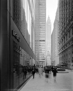 140 Broadway (Marine Midland Bank Building), New York,1968, Ezra Stoller