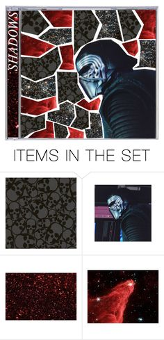 """""""a kylo ren playlist // botswm"""" by ninja-potter-bright ❤ liked on Polyvore featuring art, starwars, kyloren, bensolo and swtfa"""