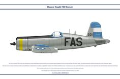 The Chance-Vought Corsair was developed as a high speed fighter based around the most powerful engine available at the time, the Double Wasp 18 cyl. F4u Corsair, Ww2, Air Force, Fighter Jets, Aircraft, Engineering, Military, Airplanes, Arms