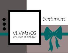 VLV March 2009 Week 3