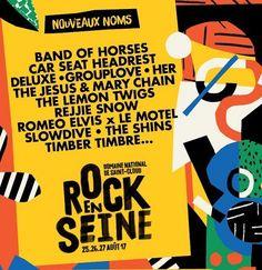 12 New Names Joins Rock en Seine Festival's 2017 Lineup