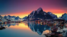 Lofoten Island Archipelago, Norway: - Google'da Ara