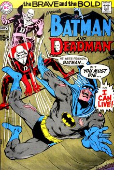 the BRAVE and the BOLD #86 by Neal Adams