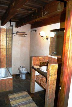 el baño de la casa 2