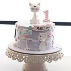 Cat cake                                                                                                                                                                                 More