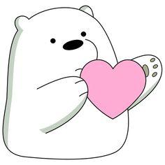 Cute Panda Wallpaper, Bear Wallpaper, Wallpaper Iphone Cute, Galaxy Wallpaper, We Bare Bears Wallpapers, Panda Wallpapers, Cute Cartoon Wallpapers, Anime Stickers, Cute Stickers