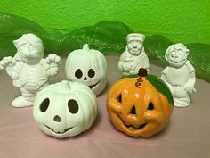 Halloween paint your own pottery at p3paintpartyplay! Like us on Facebook !!!