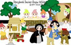 storybook Series Snow White