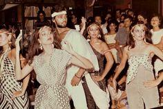 Image taken at Studio 29, Mumbai. Mumbai's nightlife from the 50s-80s