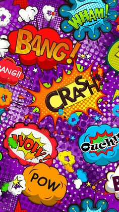 #hypebeast #wallpaper #allezlesbleus #iphone #android #background #오웬 샌디 Pop Art Wallpaper, Graffiti Wallpaper, Cute Wallpaper Backgrounds, Colorful Wallpaper, Cute Wallpapers, Iphone Wallpaper, Joker Art, Pop Art Design, Doodle Art