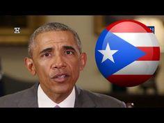 President Obama Discuss Crippling Economic Crisis in Puerto Rico