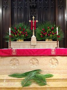 Palm Sunday St. Andr
