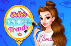 Belles New Makeup Trends: Belle adora maquiagem e ela está pronta para descobrir as novas tendências da temporada. Você pode ajudá-la a obter um visual deslumbrante? Você pode aprender tudo sobre as novas tendências de maquiagem para a temporada e jogar um jogo divertido ao mesmo tempo. Divirta-se com as novas tendências de maquiagem da Belle!
