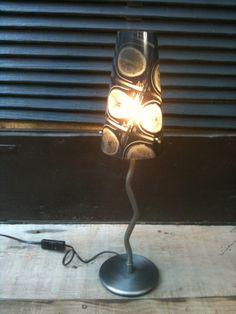 lampe 100% récup radiographie Instructions de bricolage...