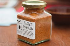 """""""Magic Powder"""" from The Holt in Honiton."""