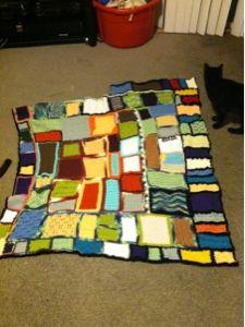 Treasures Made From Yarn: Blanket Progress Quilt Patterns, Crochet Patterns, Free Knitting, My Works, Crocheting, Knit Crochet, Quilts, Blanket, Projects