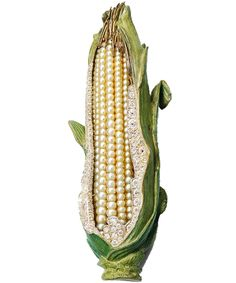 Sweet Corn Brooch, #Hemmerle