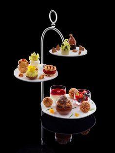 Les dix meilleurs tea time de Paris: Shangri-La, goûter by Michalak, Meurice, Angelina... - L'Express Styles
