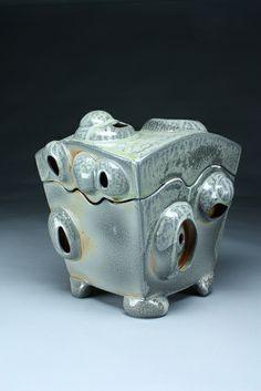 IMG_5196 | Flickr - Photo Sharing! Ceramic Boxes, Ceramic Jars, Clay Box, Pandoras Box, Masters, Native American, Pots, Pottery, Ceramics