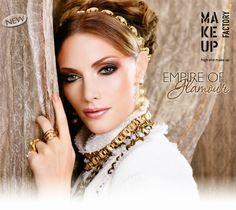 Brilhos da Moda: Maquilhagem Make up Factory