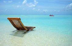 reposera en las islas Maldivas!!!! quieroooooooo