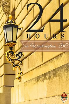 You only have 24 hours to spend in Washington DC. What to see? There are so many places. Let me help you plan a day in DC. Slow Travel, Travel Usa, Family Travel, The Places Youll Go, Places To Go, Canada Destinations, Washington Dc Travel, Foodie Travel, Travel Guide
