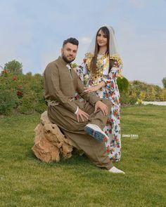Kurdish man and woman