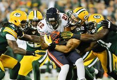 Packers vs. Bears: Sacks, interceptions lift Green Bay's defense