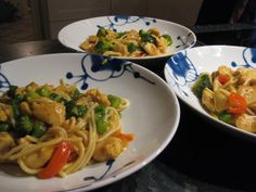 Chicken, curry, spagetti, quick food Chicken Curry, Quick Meals, Spaghetti, Eyes, Ethnic Recipes, Food, Blogging, Fast Meals, Meal