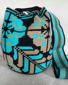 Pídela decorada o sin decorar, despachos a toda la República Mexicaca #acapulco #bolsa #bolsaslindas #bolsastejidas #bolsascolombianas #bolsastejidasamano #cancun #colores #colombia #colombiamoda #fashion #guadalajara #lajaibabrava #moda #mujeres #tampico #wayuu #wayuubags #wayuumochila #wayuulifestyle #frida #fridakahlo #mandalas #mandala Tapestry Bag, Color Crafts, Birthday List, Crochet Accessories, Vacation Trips, Fur Babies, Arts And Crafts, Handbags, Knitting