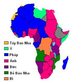 Châu Phi – Wikipedia tiếng Việt
