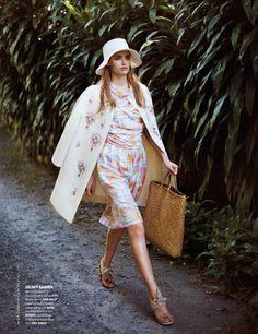 Roosmarijn de Kok for Vogue Thailand