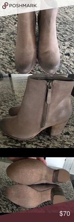 Ankle bootie BP size 6 new New without box or tags ankle bootie Bp size 6. At Nordstrom website is label as gray but is more like tan/bone color. 🎉🎉 bp Shoes Ankle Boots & Booties