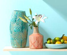 Ceramic vases & bowl from Me & My Trend <3