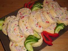 Käserolle mit Frischkäse und Kochschinken, ein leckeres Rezept aus der Kategorie Fingerfood. Bewertungen: 8. Durchschnitt: Ø 3,9.
