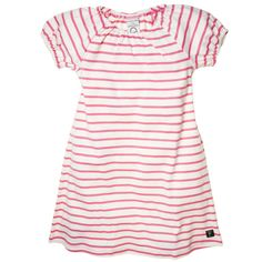 POLARN O. PYRET SIGNATURE STRIPE ECO DRESS