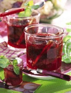 Pflaumen-Marmelade mit Zimt Rezept