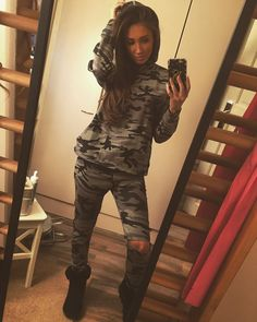 Love my Olivia camo trackie 25 from @misspap Go to www.misspap.co.uk and checkout all there new loungewear! Get 10% off by using code MEGAN10 #misspapped #camo #misspap X by megan_mckenna_