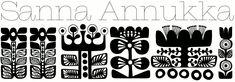 Marimekko Company. Textile and design. Designer Sanna Annukka